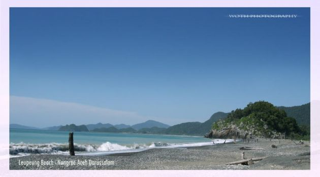 Beauty of Aceh Beach 02 by iwoth