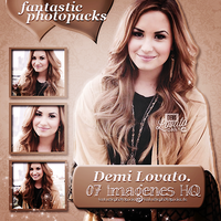 +Demi Lovato 75 by FantasticPhotopacks