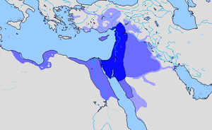 ALT - Greater Israel by Sharklord1