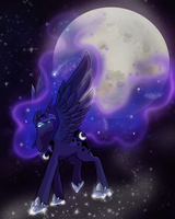 Princess of the Night by Solarcharm