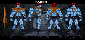 Faker-Classic by skywarp-2
