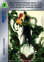 Poison Ivy Special - Venus Flytrap by overpower-3rd
