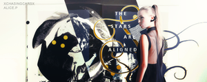 Stars Aligned - Signature by xChasingCarsx