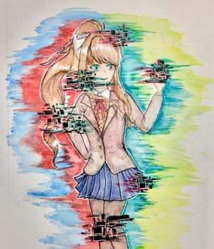 jUst moNiKa by CrayCrayVanessy