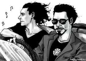 FrostIron - on the highway to hell by TashinaKalmbach