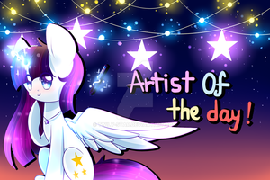 Artist of the day [EA] by Twily-Star