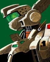 Patlabor by perrypig