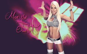 Maryse Ouellet by BiaLSilva