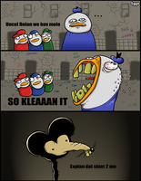 Uncel Dolan Mole by 1gga