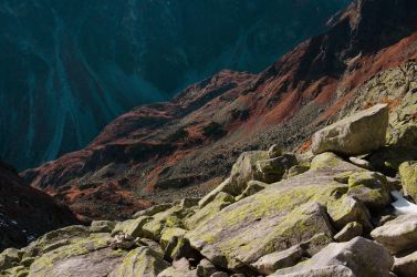 the colours of the mountains by peregrin71