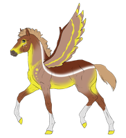 N2652 Padro Foal Design for DecemberSnowStable by casinuba