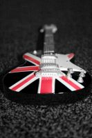 Guitar by KirstysCakes