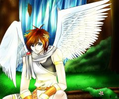 Kid Icarus by AskHeroicHamburger