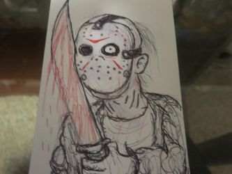 Jason Voorhees by FloppsyProduction