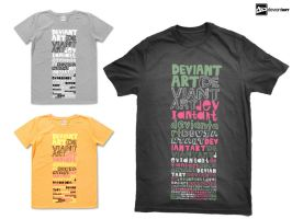 da typography shirt by simple22travel