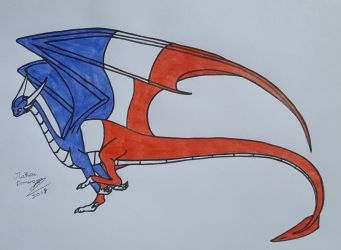 Asthic le Franticien by dragoonbeyblade