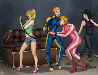 Archie and Friends 6: Kevin's Turn by Bowen12a