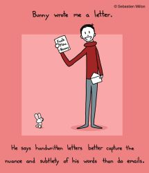Bunny Wrote Me a Letter by sebreg