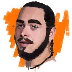Post Malone by Metabolicx7