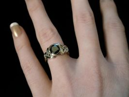 Engagement Ring by AngelDragonfly