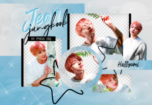 PNG PACK: JungKook #28 'Season's Greetings 2019' by Hallyumi