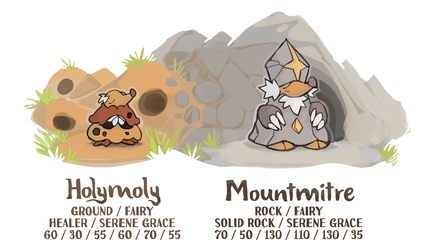 Holymoly Mountmitre by BummerForShort