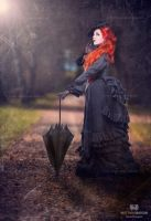 Victorian Lady III by MADmoiselleMeli