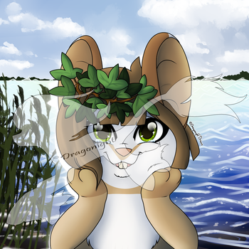 Commission for Eulenherz by DragonightDraws