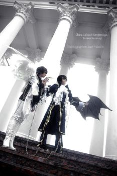 CODE GEASS: the WINGS by KoujiAlone