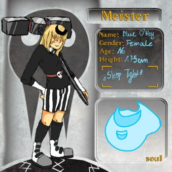 Soul Hunt  Meister - ID by white-painter