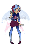Red Shoes Angel Example by Always-Tea-Time