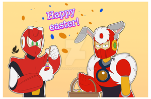 Happy Easter - 2017 by zavraan