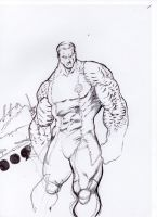 Colossus (work in progress) by AgostinoF