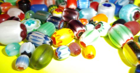 Round Beads by Sleeze