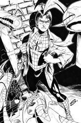 SPIDERMAN by stevescott