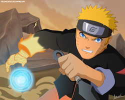 Naruto - The Last Movie - FanArt by Melonciutus