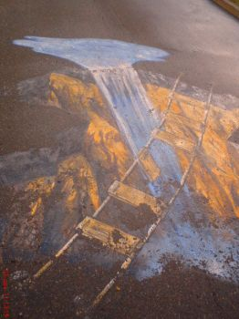 Street painting 2 by tata-red