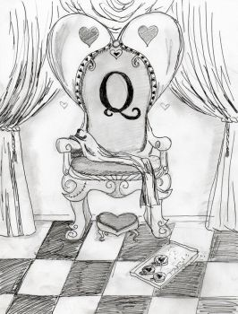 Where is the Queen? by ElectricEclectic