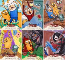 Adventure Time group2 by AmyClark