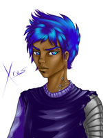 Xros For Ty by Colanah