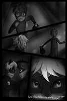 MLB: The Night Of The Hawk Page 1 by NatalieGuest