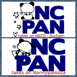 Initial Event Logos from NC PAN by theinfamousj