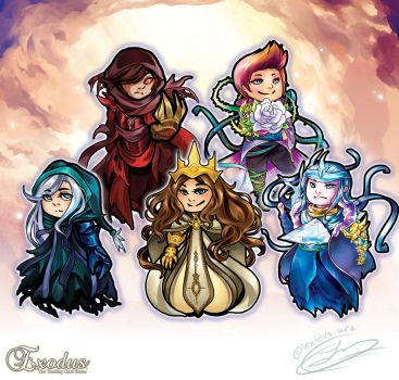 Guilds of Eeventide by Lexidus