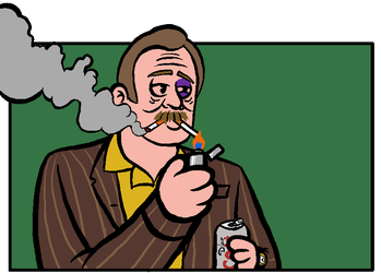 Don't Worry, Bill Murray by EckItOut