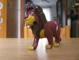 Custom adult Kovu by kary218