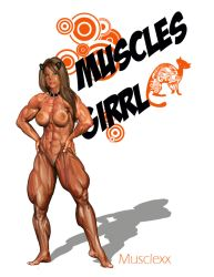 muscles by sgcaio
