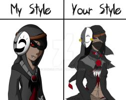 My Style|Your Style Meme by BoXGirlVivi