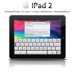 Apple iPad 2 .PSD by zandog