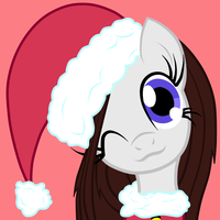 Christmas Ponysona by muzza299