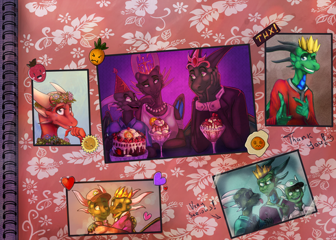 [c] photo album by WandererTamplior